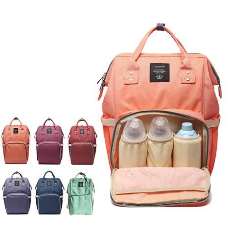Baby Bag Travelling Baby Bag Large fashion mummy maternity nappy bag brand large capacity baby bag travel backpack designer nursing
