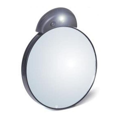 Magnifying Mirror With Light by Tweezerman Tweezermate Magnifying Mirror With Light Free