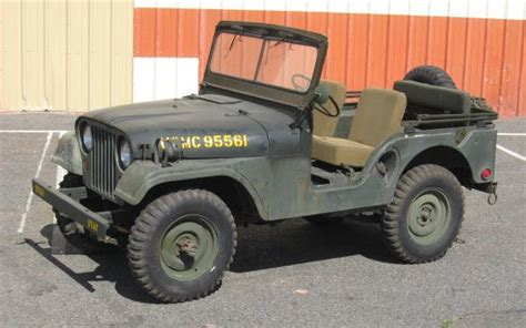 Surplus Jeeps Vehicle Sales