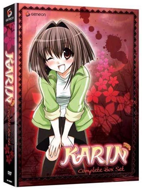 Karin Set buy dvd karin chibi complete collection dvd