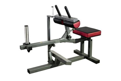 seated calf raise home seated calf raise plate loaded equipment zest fitness