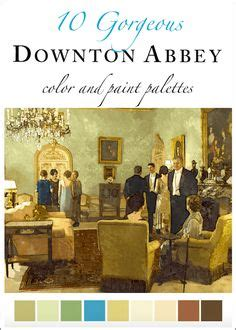 cornflower blue rooms downton revives period color and style sensational color