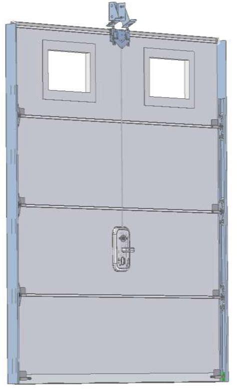 sistemi di chiusura porte porte da garage sezionali prefer produzione serrature