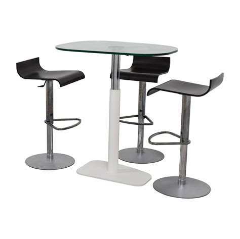 bar height table and stools buy bar table and stools image collections bar height