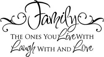 Nursery Tree Stickers For Walls family quotes vinyl wall decals live laugh love
