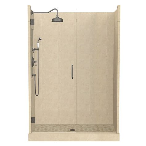 Fiberglass Shower Wall Kits shop american bath factory panel medium fiberglass and