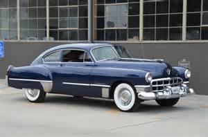 1949 Cadillac Fastback V8 Fastback 1949 Cadillac Series 61 Sedanette Bring A