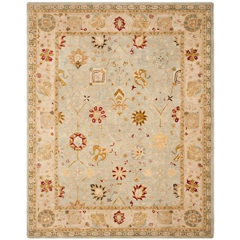 8 X 10 Ft Area Rugs Safavieh Anatolia Taupe Beige 8 Ft X 10 Ft Area Rug An559b 8 The Home Depot