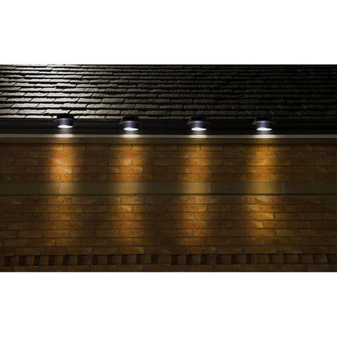 solar gutter lights pk solar garden lighting bm