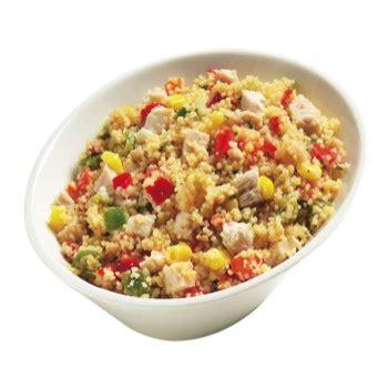 Pearl Quinoa 1 Kg salade de couscous au poulet