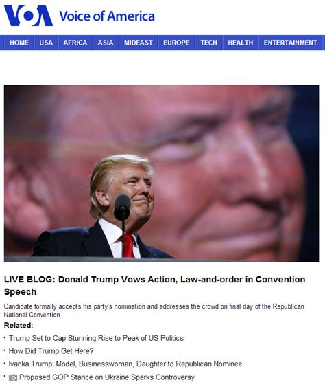voa live voice of america digitally unprepared for republican