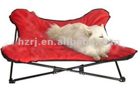 foldable pet bed steel and fabric red folding dog bed view large dog beds reka product details from