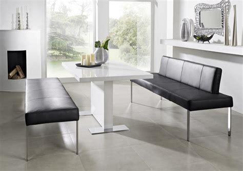 banquette design banquette puredining 180 cm design cuir ou tissu