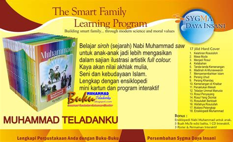 Buku Muhammad Teladanku Sygma muhammad teladanku