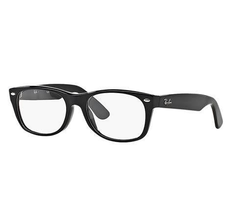 ban rb5184 2000 black new wayfarer eyeglasses