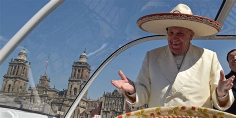 2016 el papa en mexico le foto di papa francesco in messico il post
