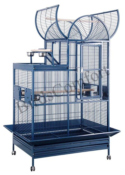 ae split level large bird cage with divider 69x28 by