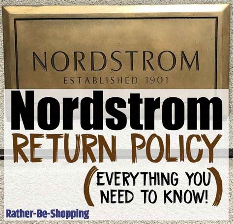 nordstrom return policy answers to your 8 biggest questions