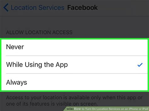 simple ways  turn  location services   iphone