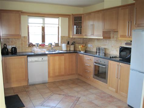 kitchen alluring shaped layout open plan kitchen millfield self catering holiday home kenmare co