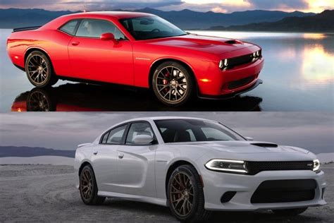 Charger Hellcat Or Challenger Hellcat by Dodge Charger Hellcat Vs Challenger Hellcat Which Would
