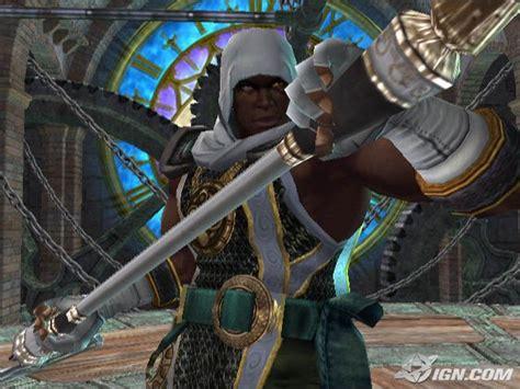 Sendal Characters new characters soulcalibur iii forum neoseeker forums