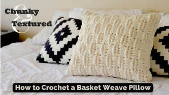 crochet  textured  chunky basket weave throw