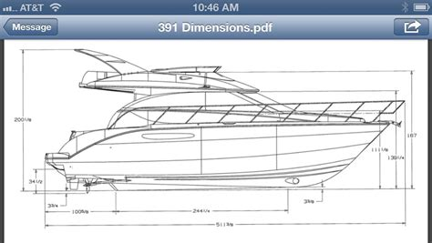 yacht boat size how bad is it to remove flybridge for shipping general