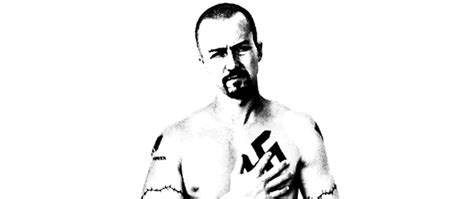 edward norton tattoos american history x 1998 of reviews