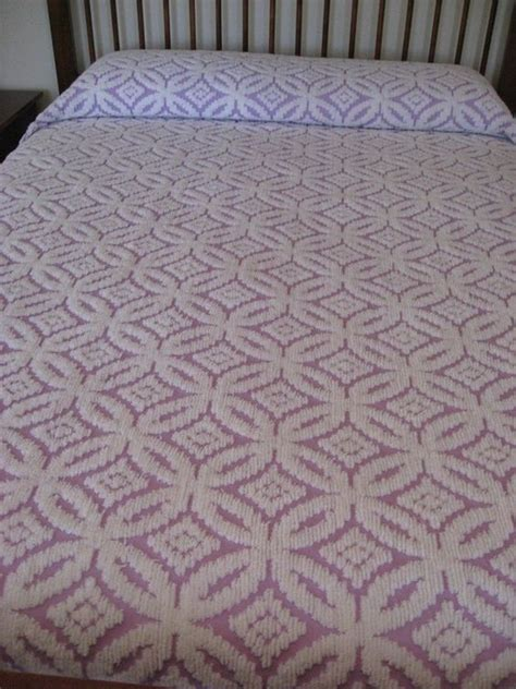 Purple Chenille Bedspread The World S Catalog Of Ideas