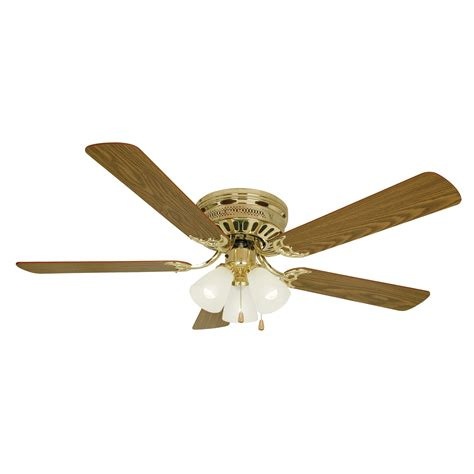 retro ceiling fans hugger millbridge 52 quot hugger fan 156604 ceiling fans design house