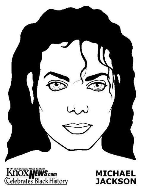 printable michael jackson bookmarks coloring pages michael jackson and free printable on