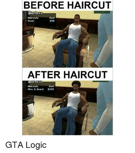 haircut deals gta funny haircut memes of 2016 on sizzle barber