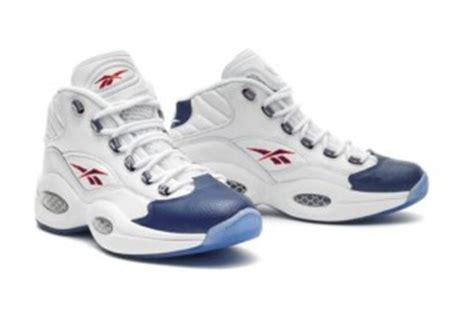 the answer basketball shoes reebok re releases allen iverson s crossover shoe the