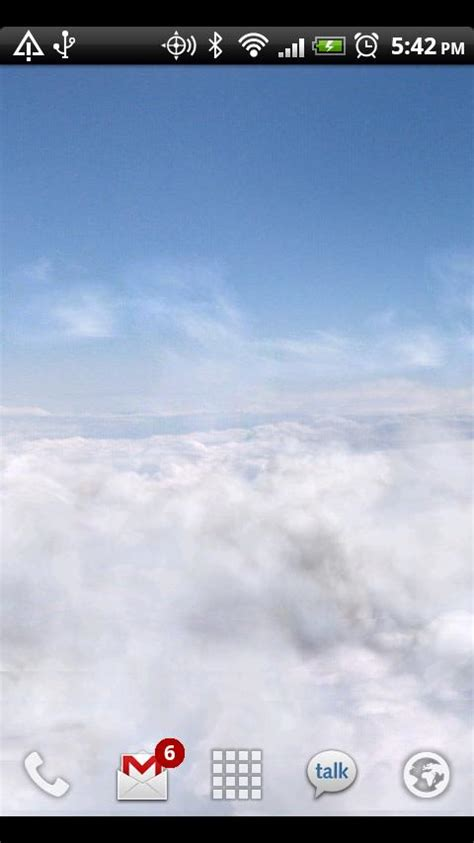 wallpaper animasi awan bergerak muhammad aziz cloud live wallpaper apk full sensasi