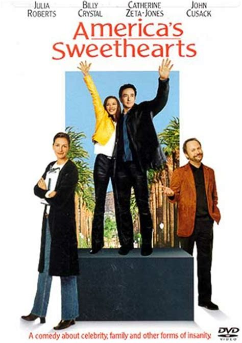 Americas Sweethearts 2001 Review And Trailer by America S Sweethearts Dvd 2001 Dvd Empire