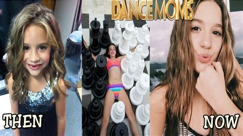 where are the dance moms kids now dance moms then and now 2017 famous kids before and after