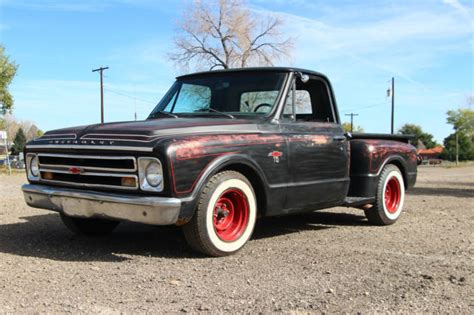1967 chevrolet c10 stepside for sale photos