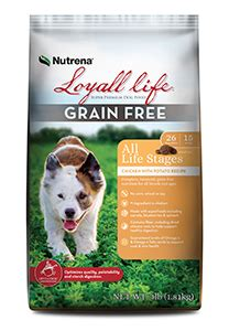 loyall puppy food nutrena animal feeds nutrena