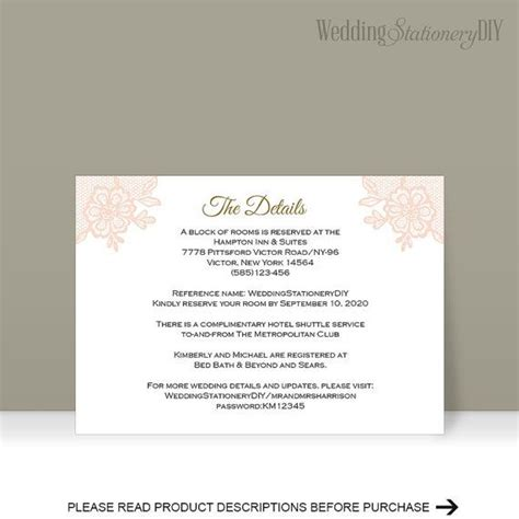 inserts for wedding invites 1000 ideas about wedding invitation inserts on