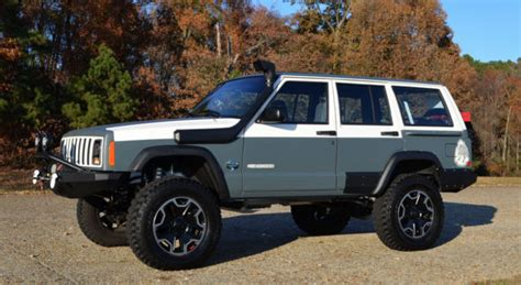 Rag Top Jeep 1j4ff28s4xl583461 1999 Jeep Xj Fully Built With