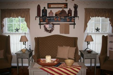 primitive decor living room 295 best images about living room on