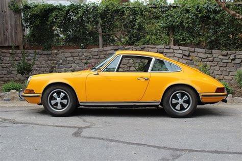 1973 porsche 911t 1973 porsche 911t coupe german cars for sale