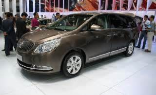 Buick Mini The Buick Gl8 Is China S Minivan Of Choice News Car