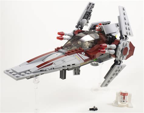 Lego Imperial Vwing Pilot Wars lego wars forum from bricks to bothans view topic