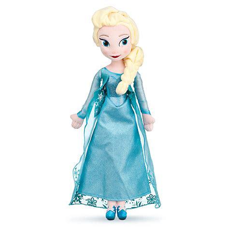 elsa plush doll frozen medium 20 plush disney store