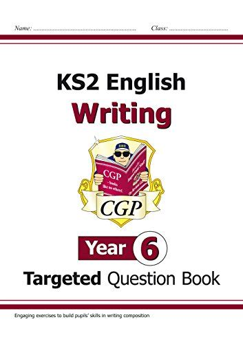 new ks2 english targeted new ks2 english writing targeted question book year 6 get books at best prices