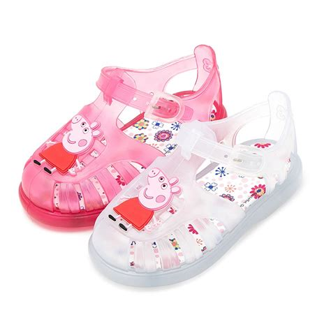 Jelly Shoes Peppa Pig Peppa Pig Jelly Shoes Summer Footwear At