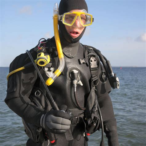 dive magazine drysuit guide dive magazine