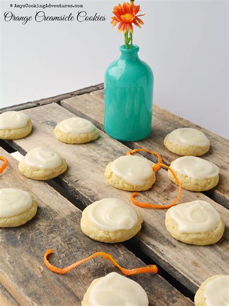 Cap Orange Creamcicle 1oz orangecreamsicle cookies